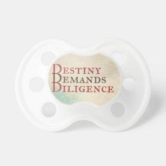 Destiny Pacifier