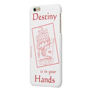 Destiny-Palmistry Hand Print