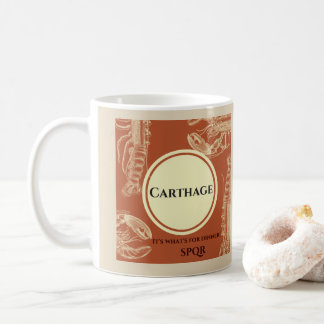 Destroy Carthage Mug