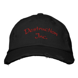 Destruction Inc.  HAt
