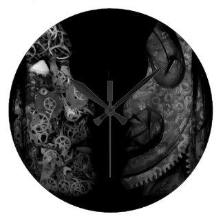 Detached Large Clock
