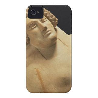 Détail d'un sarcophage femelle de Cadix, 5ème-4ème Étuis iPhone 4