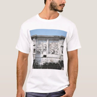 Detail from the Arch of Constantine T-Shirt