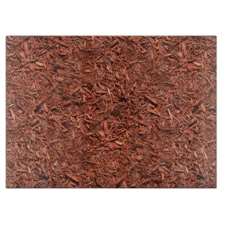 detail image of red cedar mulch for gardener boards