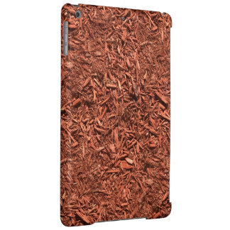detail image of red cedar mulch for gardener case for iPad air