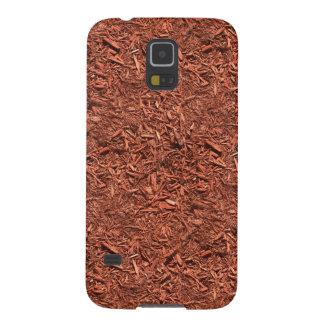 detail image of red cedar mulch for gardener galaxy s5 case