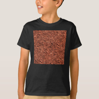 detail image of red cedar mulch for gardener T-Shirt