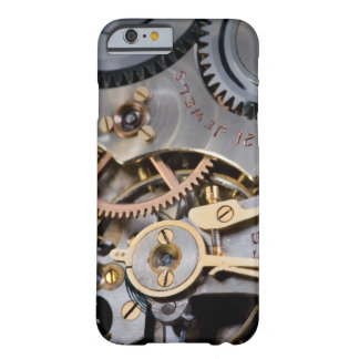 Detail of a pocket watch barely there iPhone 6 case
