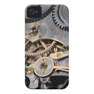 Detail of a pocket watch iPhone 4 covers