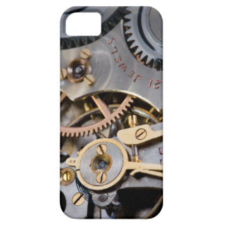 Detail of a pocket watch iPhone 5 cases