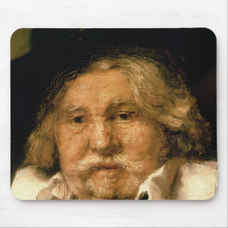 Detail of a Portrait of an old man, 1667 Mouse Pads