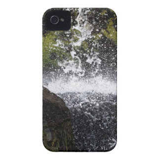Detail of a small waterfall Case-Mate iPhone 4 case