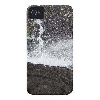 Detail of a small waterfall Case-Mate iPhone 4 cases