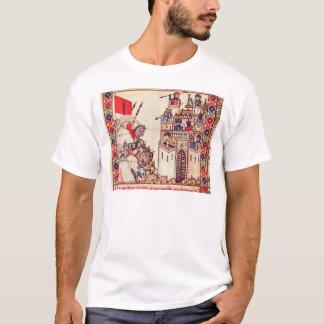 Detail of Cantiga 28 T-Shirt