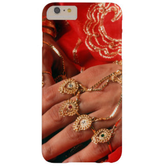 Detail Of Elaborate Jewelry Barely There iPhone 6 Plus Case