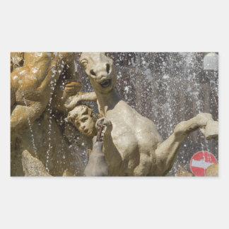 Detail of Fontana d'Artemide, Ortigia