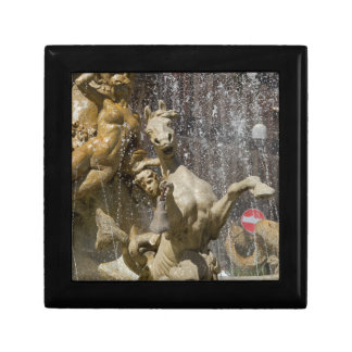 Detail of Fontana d'Artemide, Ortigia Gift Box