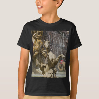 Detail of Fontana d'Artemide, Ortigia T-Shirt
