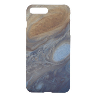 Detail of Jupiter Atmosphere Great Red Spot iPhone 8 Plus/7 Plus Case