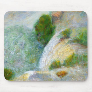Detail, Waterfall in the Mist, Mousepad