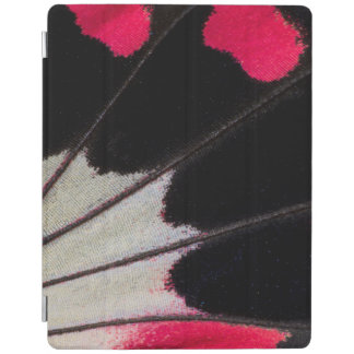Detail Wing Pattern of Tropical Butterfly iPad Cover