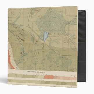 Detailed Geology Sheet XIX Vinyl Binder