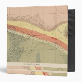 Detailed Geology Sheet XVI Binder