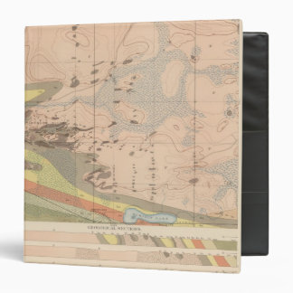 Detailed Geology Sheet XVIII 3 Ring Binder