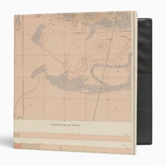 Detailed Geology Sheet XXIII 3 Ring Binder