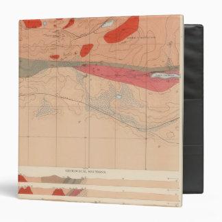 Detailed Geology Sheet XXIX Binder