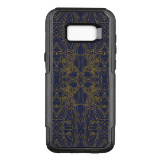 Detailed Line Artwork OtterBox Commuter Samsung Galaxy S8+ Case