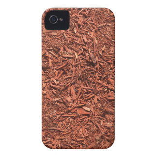 detailed mulch of red cedar for landscaper iPhone 4 case