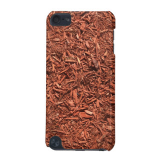detailed mulch of red cedar for landscaper iPod touch 5G case