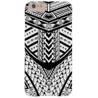Detailed Samoan tribal tattoo pattern Barely There iPhone 6 Plus Case
