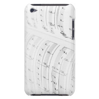 Detailed Sheet Music 3 Barely There iPod Covers