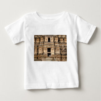 detailed side of building baby T-Shirt
