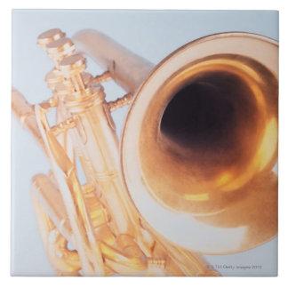 Detailed Trumpet 2 Tile