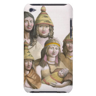 Details of headdresses in North West America (colo iPod Touch Covers