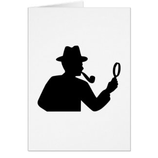 Detective Card