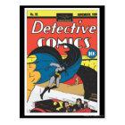 Detective Comics #33 Postcard