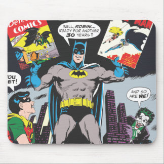 Detective Comics #387 Mouse Pad
