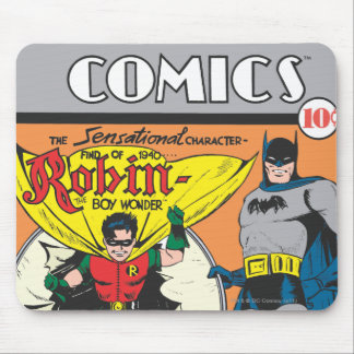 Detective Comics #38 Mouse Pad
