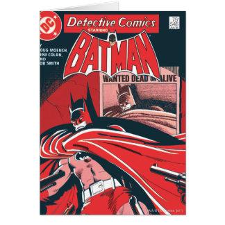 Detective Comics #546 Card