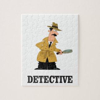 detective man jigsaw puzzle