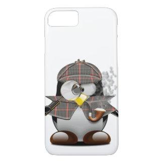 Detective Penguin iPhone 7 Case