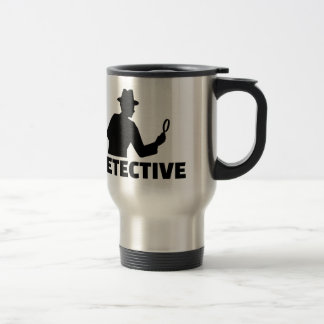 Detective Travel Mug
