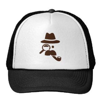 Detective Trucker Hat