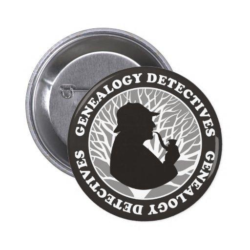 Détectives de généalogie badge