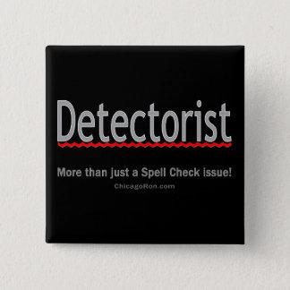 Detectorist Button