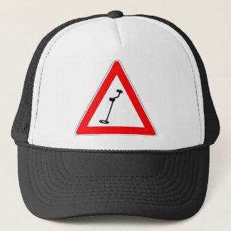 Detectorist - Sondengänger - Metal detecting Trucker Hat